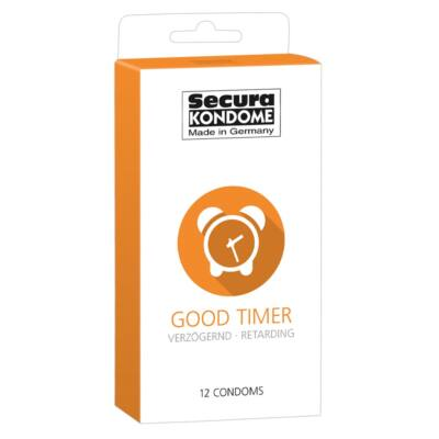 Secura Good Timer condom (12pcs)