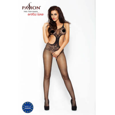 Passion BS004 - overal (black)