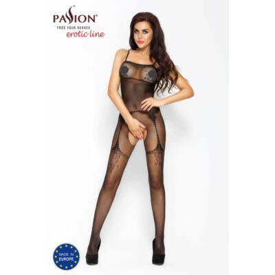 Passion BS006 - overal (black)