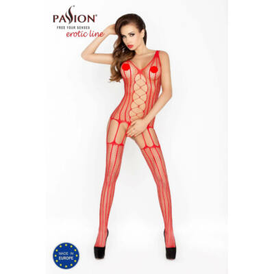 Passion BS013 - erotic set (red)