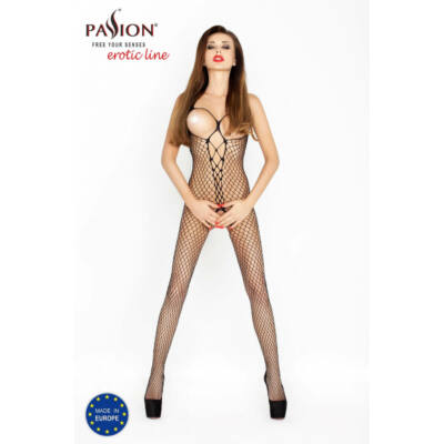 Passion BS014 - overal (black)