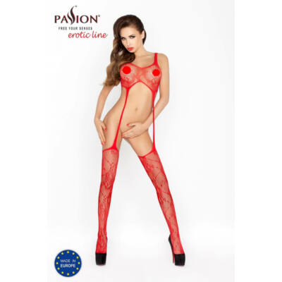 Passion BS016 - erotic set (red)