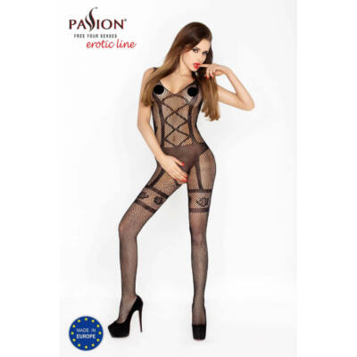 Passion BS018 - overal (black)