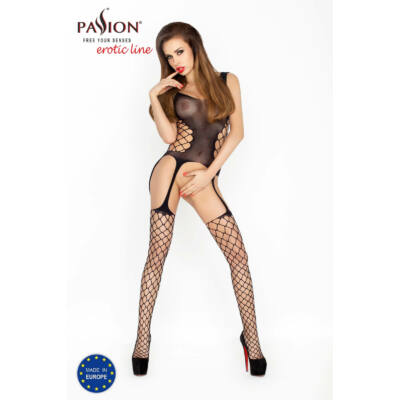 Passion BS019 - erotic set (black)