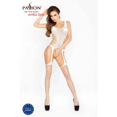 Passion BS019 - erotic set (white)