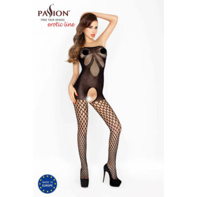 Passion BS021 - overal (black)