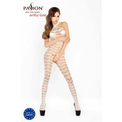 Passion BS022 - overal (white)