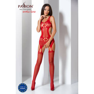 Passion BS066 - set (red)