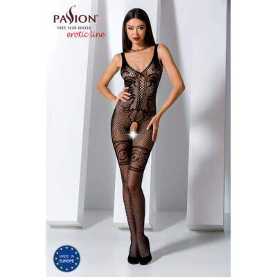 Passion BS069 - overal (black)