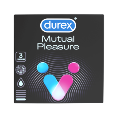 Durex Performax - intense pleasure (3 pcs)
