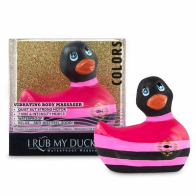 I Rub My Duckie 2.0 | Colors (Black)