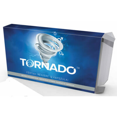 Tornado capsules for men (2pcs)